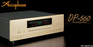 Đầu Accuphase Dp-560
