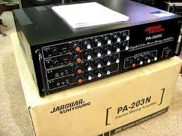 Ampli Jaguar 203N komi