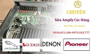 Sửa Amply Denon Tại Hà Nội|Thợ Giỏi, Uy Tín, Đến Ngay|0936.051.186