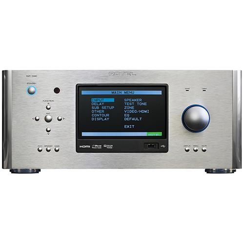 Rotel Pre-Amplifier RSP-1580/S (Silver)