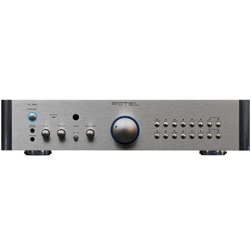 Rotel Pre-Amplifier RC-1580MKII/S