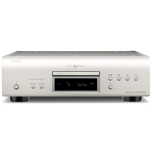 Denon CD/SACD Player DCD-2500NE (Silver)